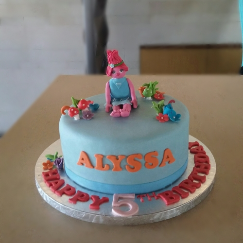 Levanna Cake Special Custom Made Cake Bali